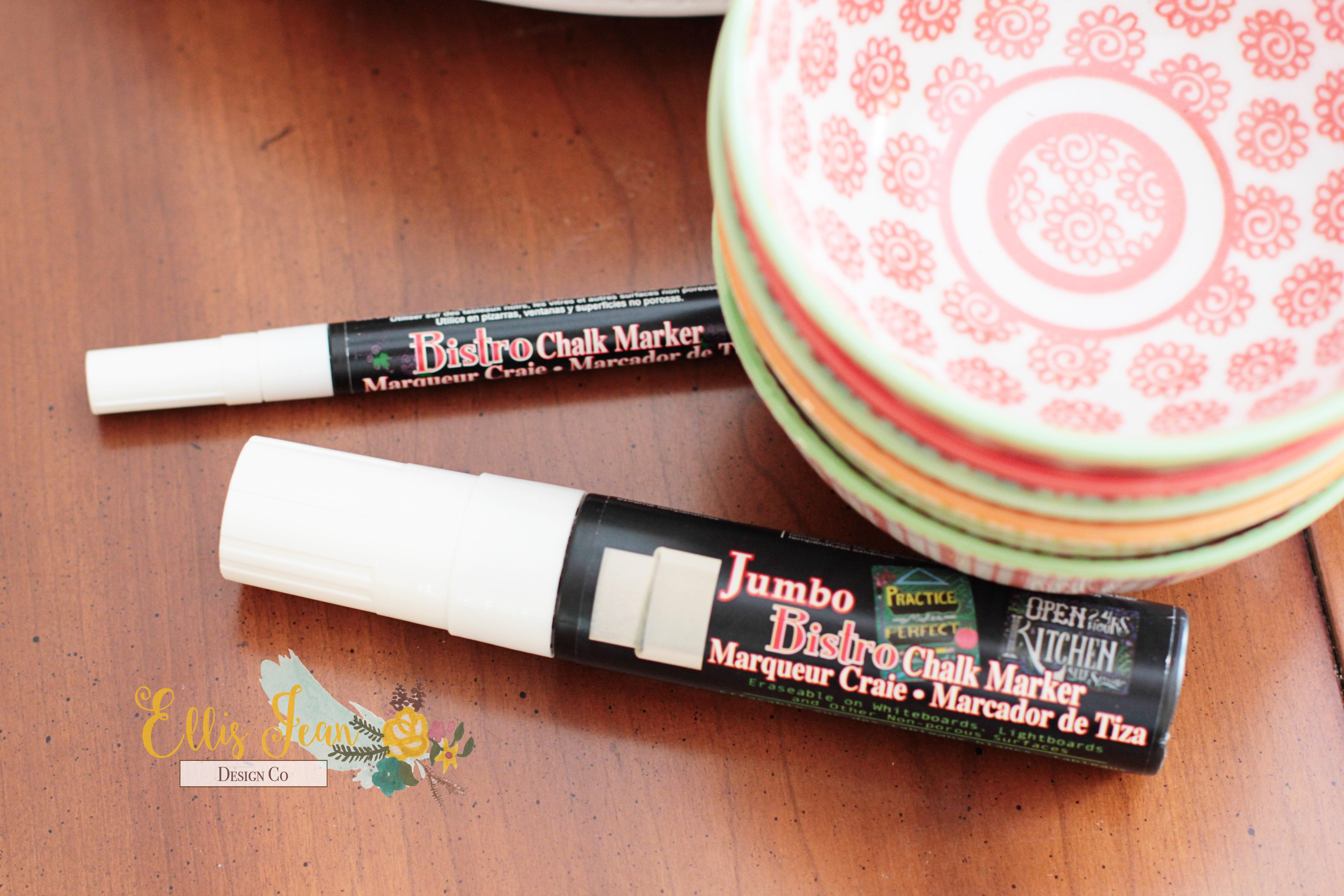 Marvy Jumbo and Skinny Bistro Chalk Pen