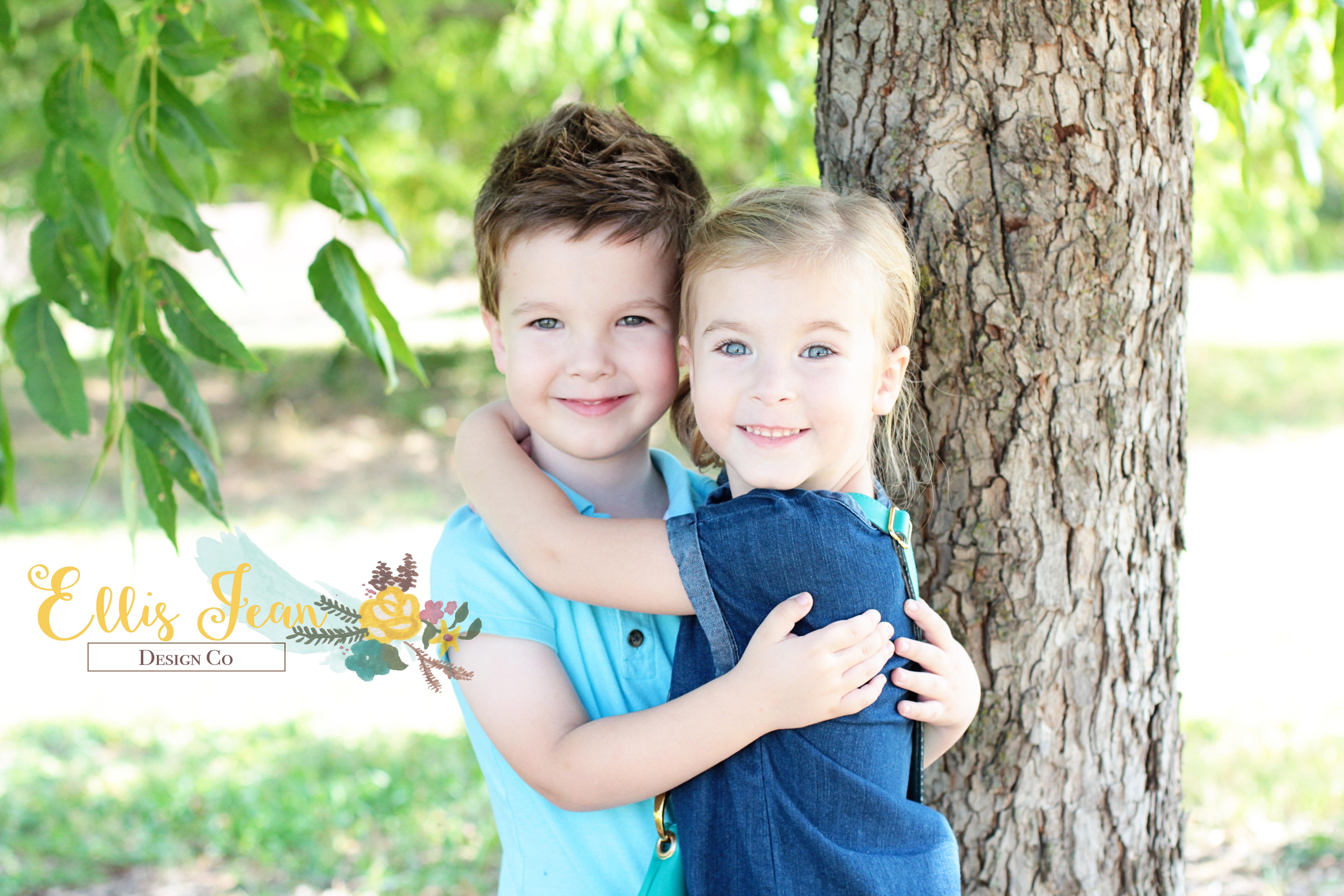 Harrison and Lyla turn 4blog